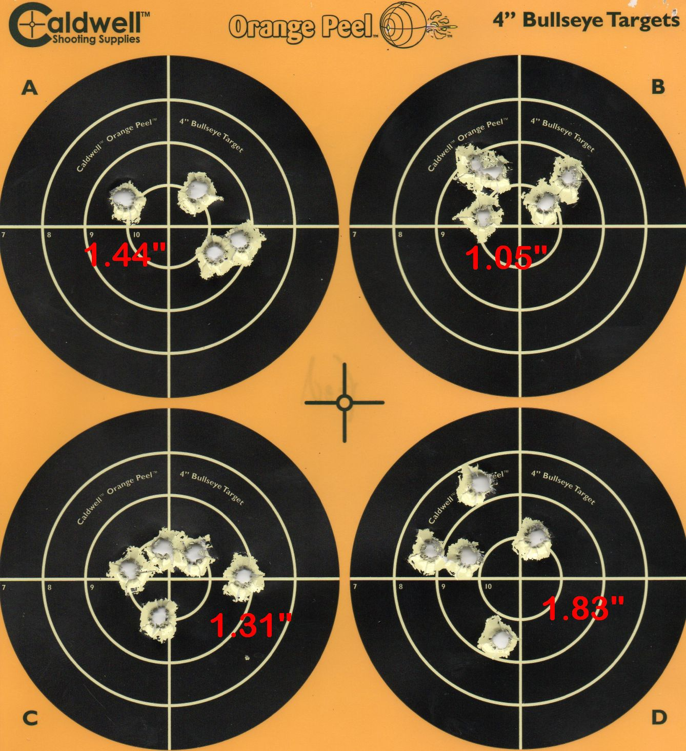 Ruger American Rifle Review Part 6   Range Test 1338x1465