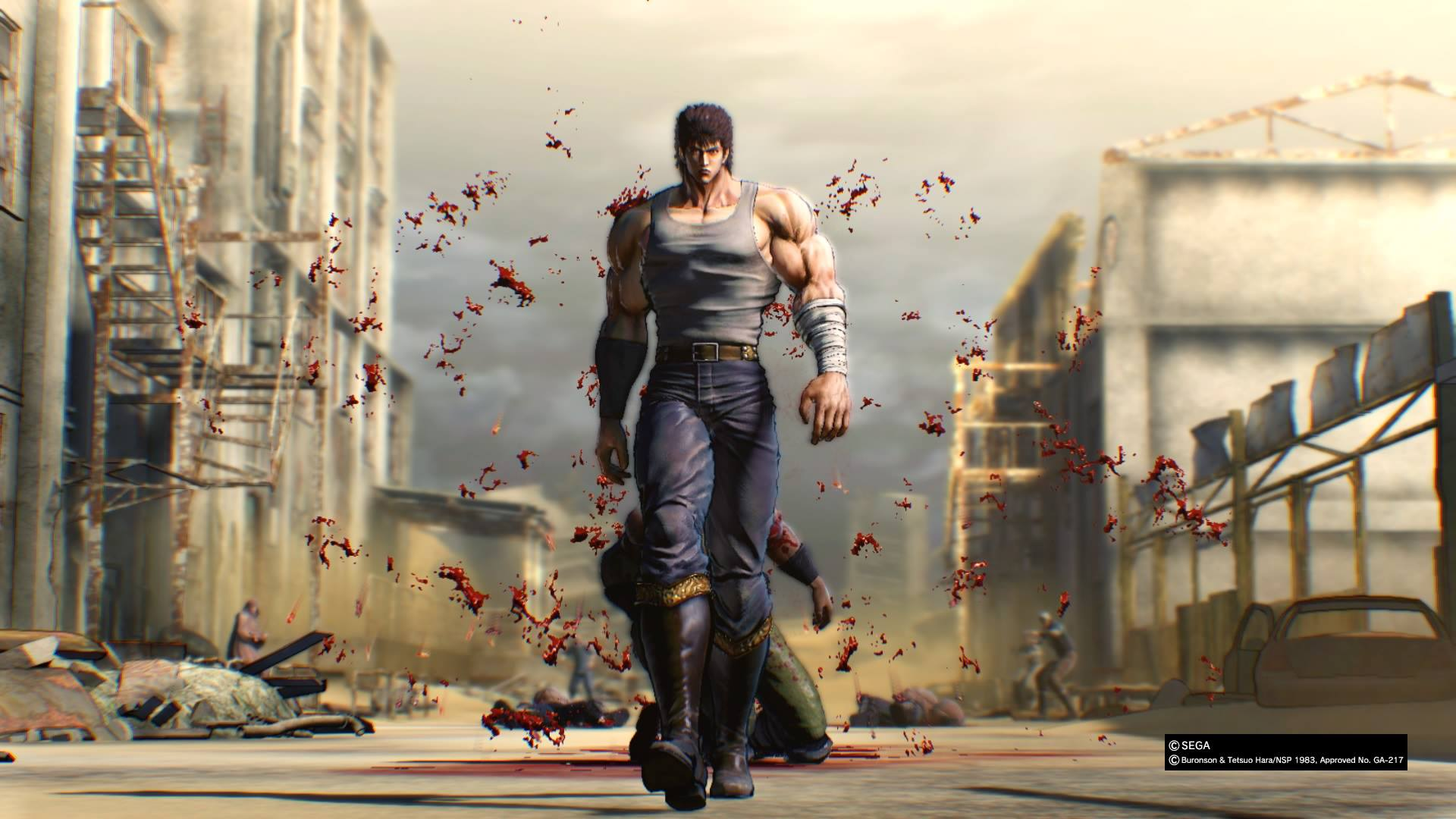 Fist of the North Star Lost Paradise Review   Pro Gamer Training 1920x1080