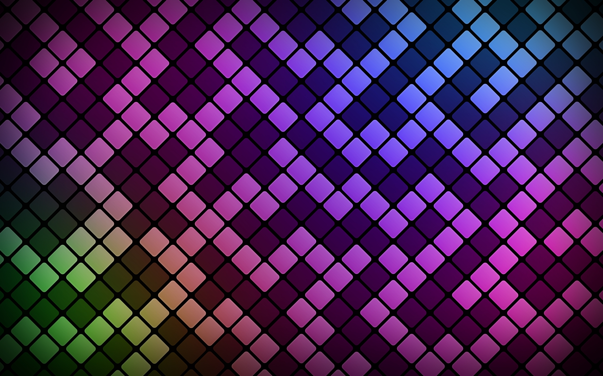 Neon Green And Neon Purple Backgrounds 2560x1600