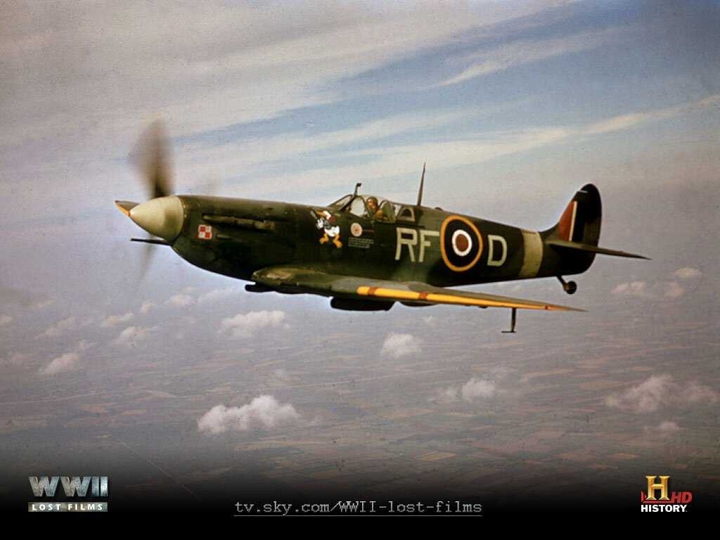 Spitfire Wallpapers Spitfire Wallpaper 1024x768