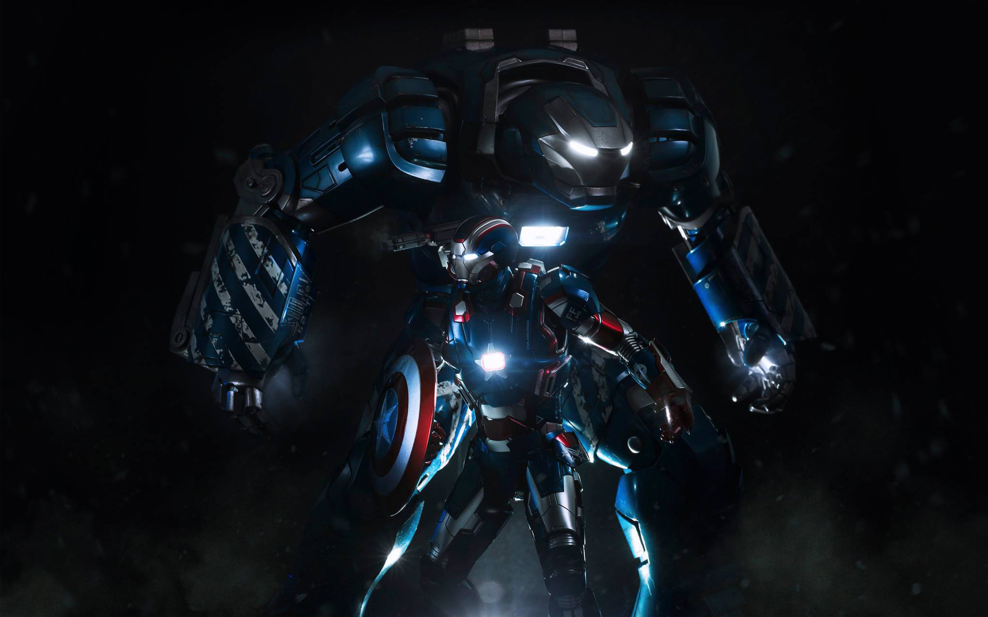 Free Download Iron Patriot Iron Man Wallpapers Hd Wallpapers