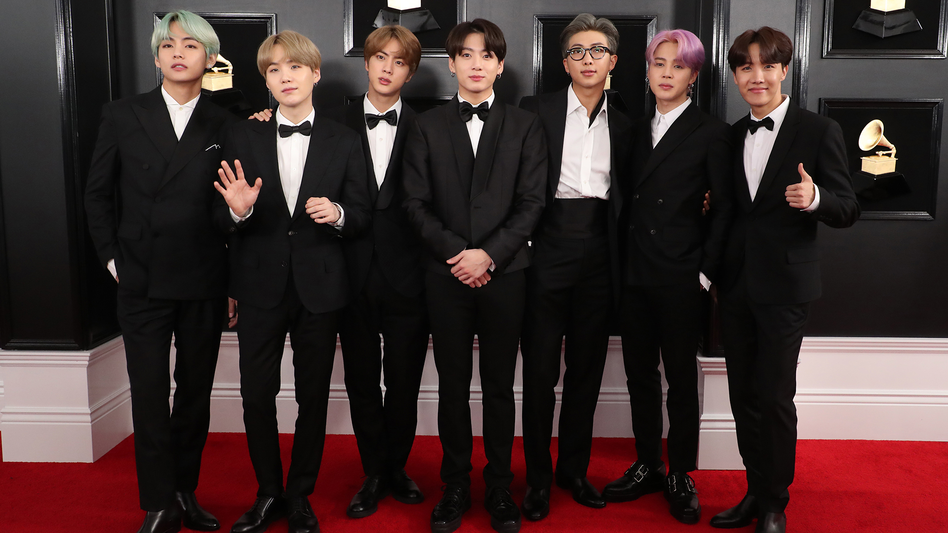 BTS Grammys 2019 Loss Fan Reactions Tweets About BTS Grammys 1920x1080