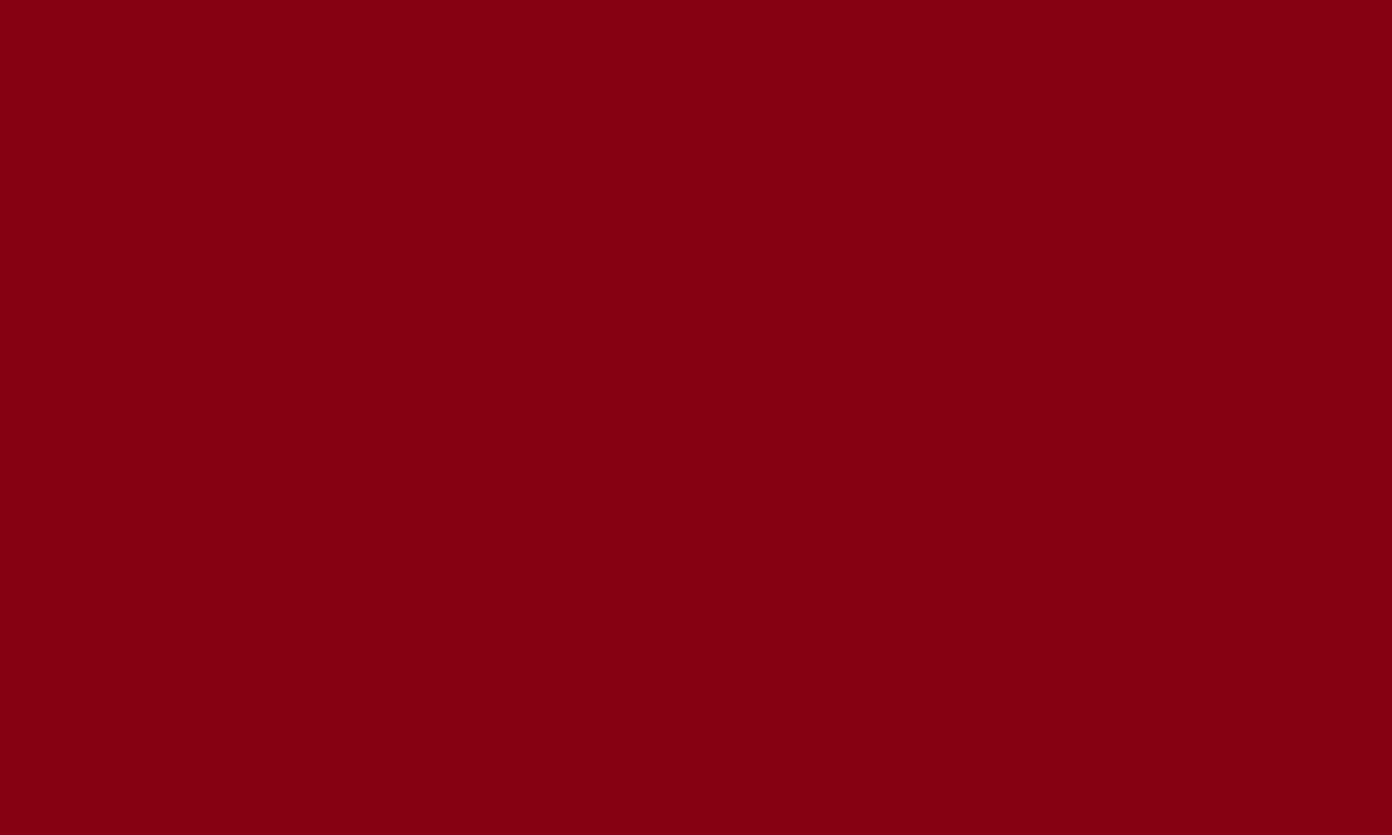 1280x768 resolution Red Devil solid color background view and 1280x768