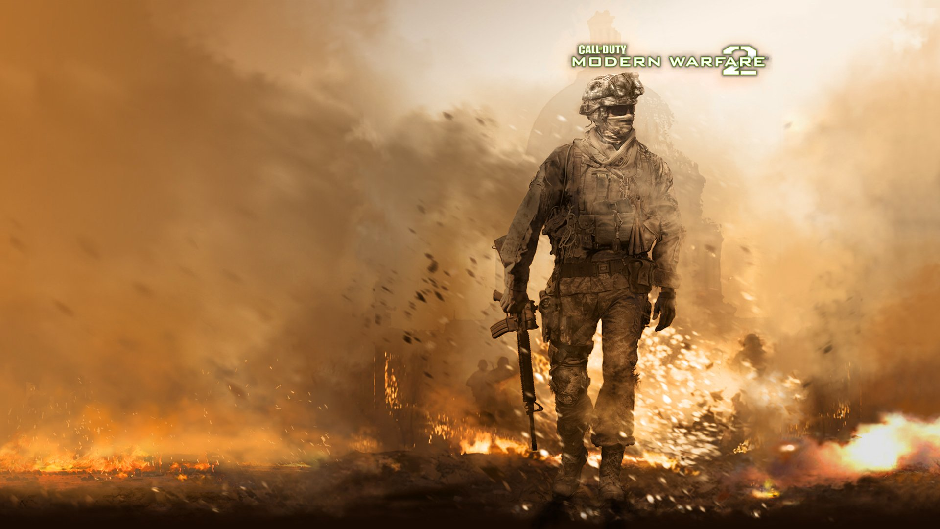 51 Modern Warfare 2 Wallpaper On Wallpapersafari