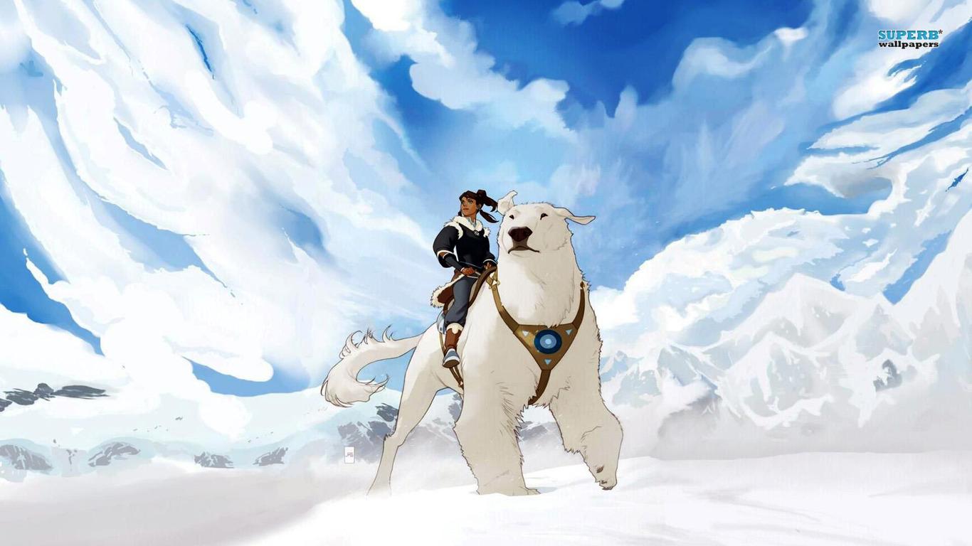 Anime   Avatar The Legend Of Korra The Legend Of Korra Wallpaper 1366x768