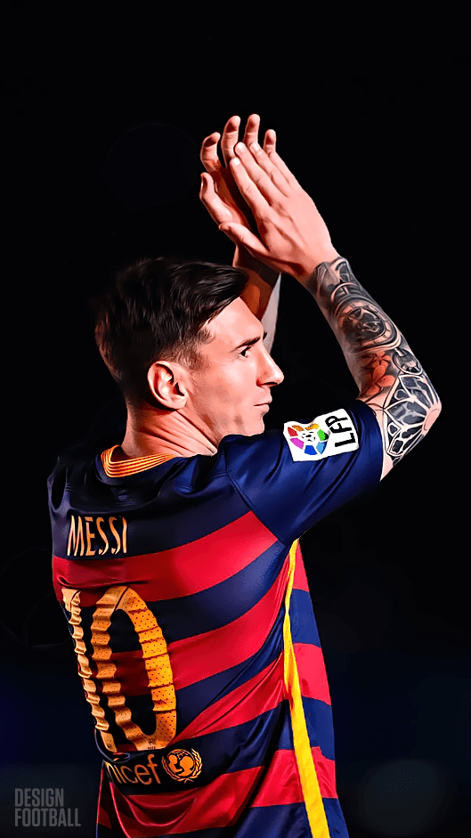 Wallpapers Lionel Messi 2016 529x941