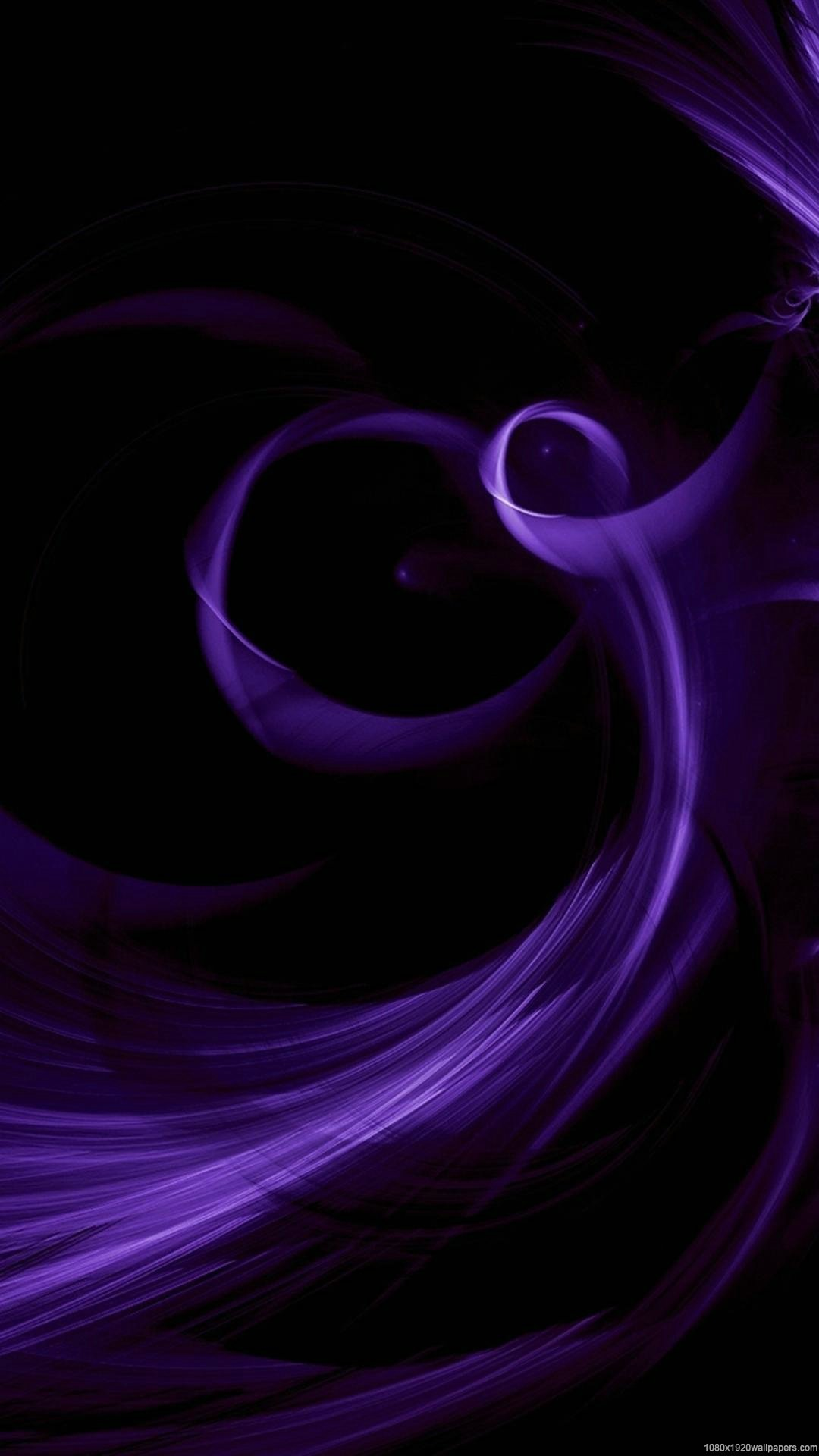 Purple Phone Wallpaper Wallpapersafari