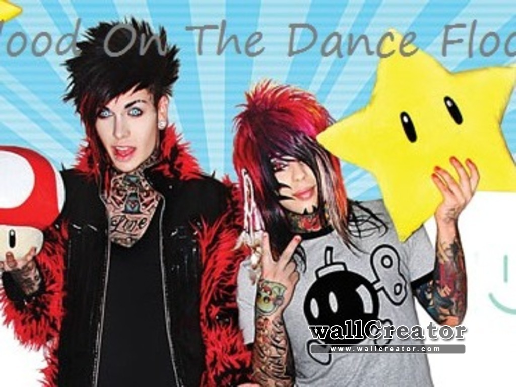 Blood On The Dance Floor   1366 768 Wallpaper 1024x768