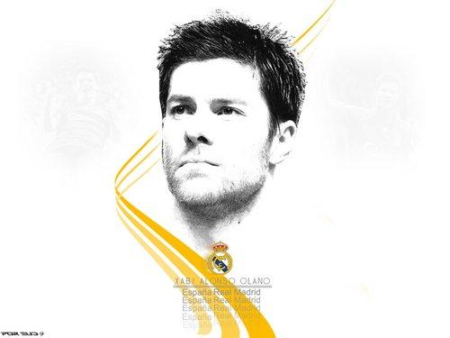Xabi Alonso Real Madrid Wallpaper HD Sport HD Wallpapers 500x375