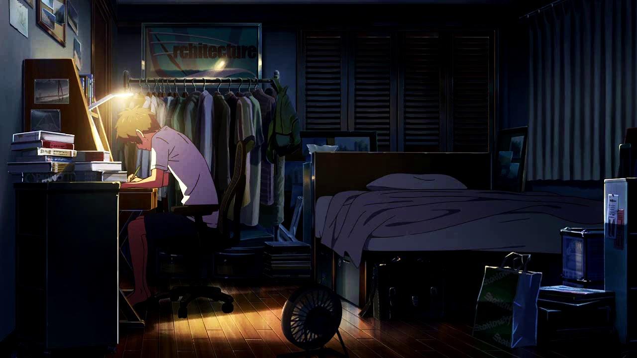 Live Anime Wallpaper   Kimi No Na Wa Room 1696799   HD 1280x720