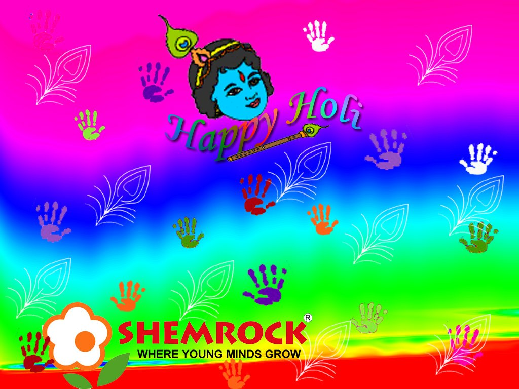 25 Colorful Holi Wallpapers For You   Happy Holi 2012 1024x768