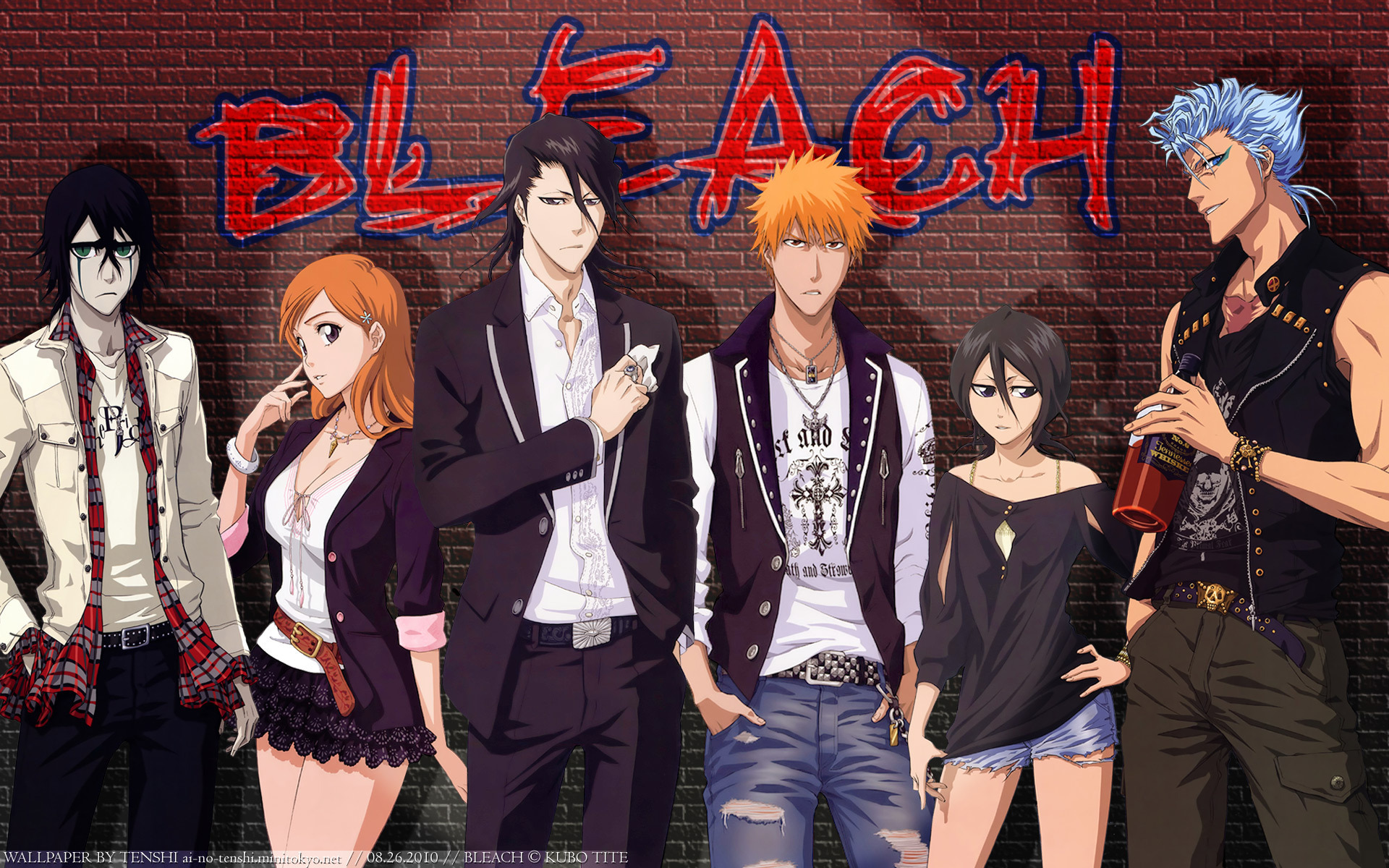 Bleach   Bleach Anime Wallpaper 17385481 1920x1200