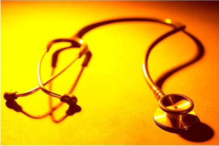 Stethoscope Backgrounds For PowerPoint   Health and 769x513