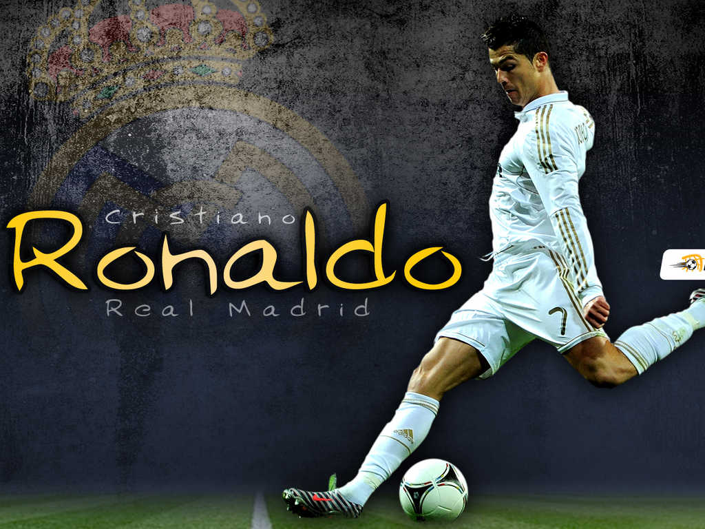 All Wallpapers Cristiano Ronaldo New Latest HD Wallpapers 2013 1024x768