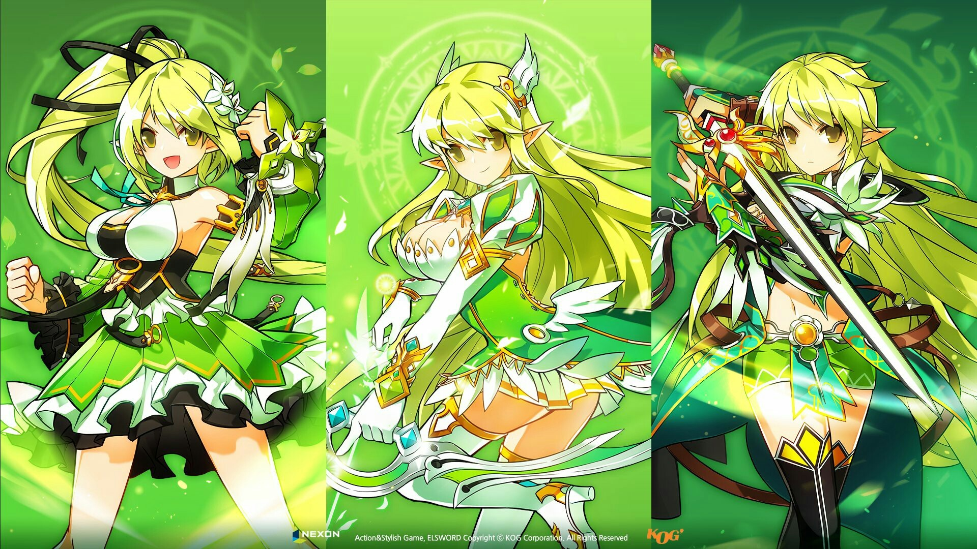 Elsword Lord Knight Wallpaper 63 images 1920x1080