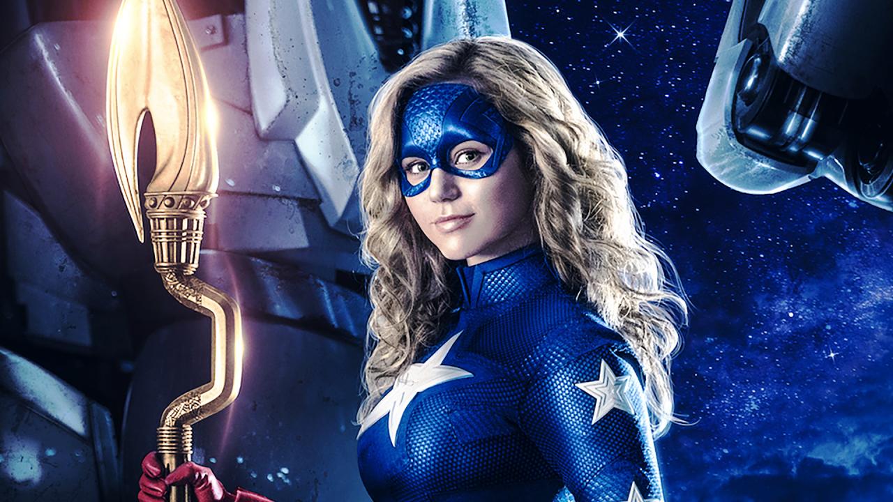 1280x720 Stargirl DC Universe 720P Wallpaper HD TV Series 4K 1280x720