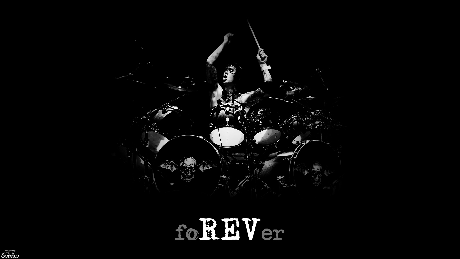 Pictures Avenged sevenfold a7x rev forever jimmy sullivan 1920x1080
