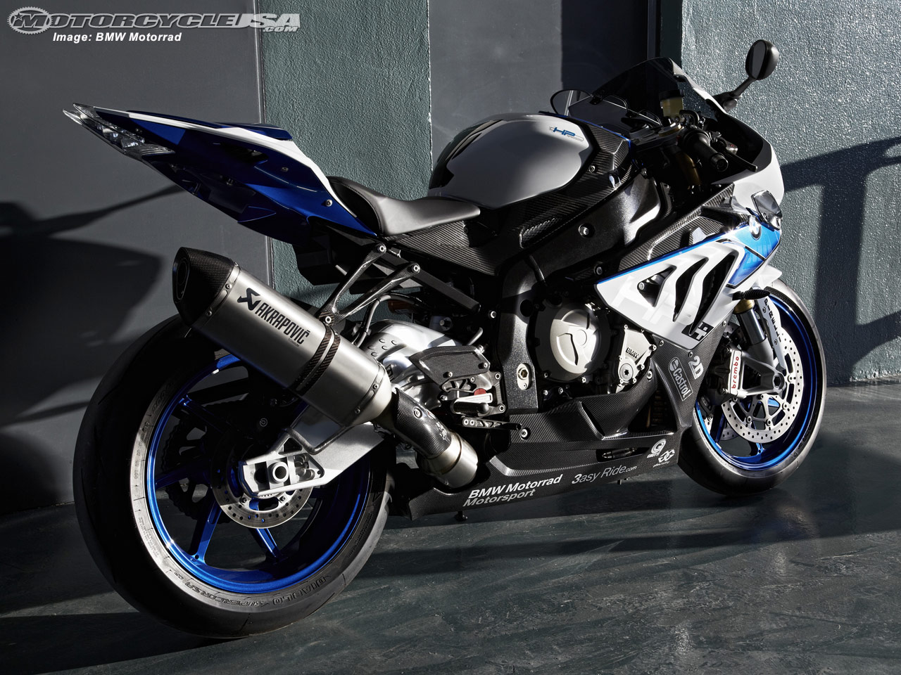2013 BMW S1000RR HP4 First Ride Photos Motorcycle USA 1280x960