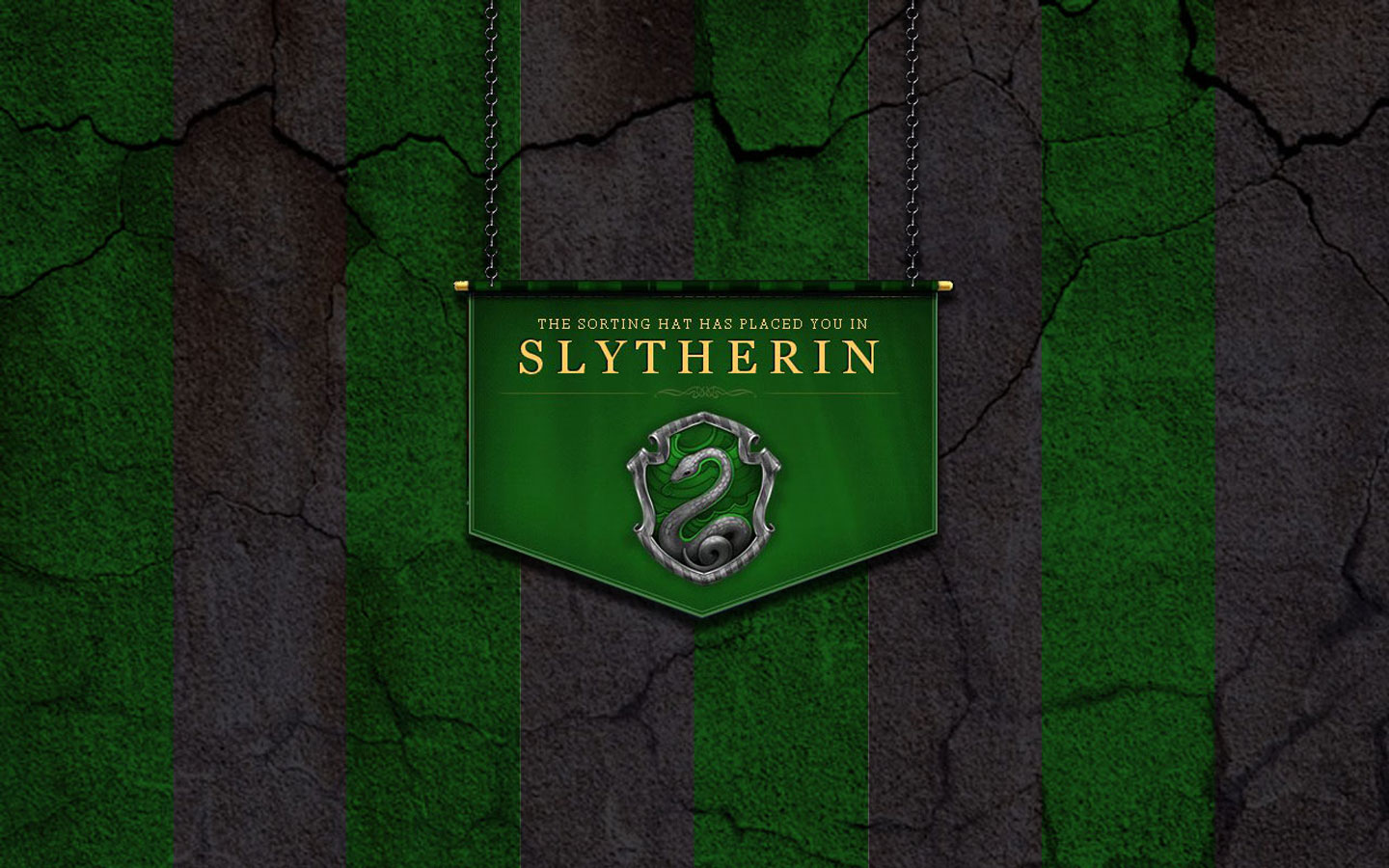 Free Download Wallpapers Slytherin Wallpaper 1440x900 For