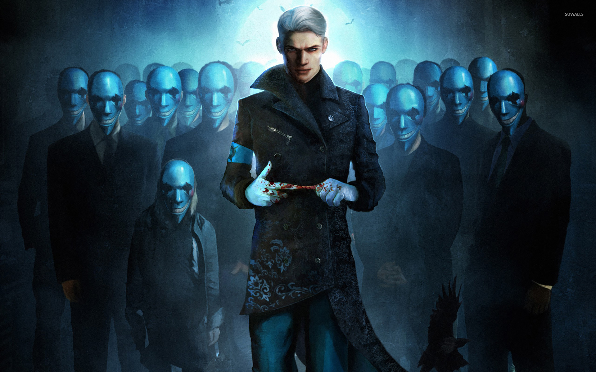 Vergil   Devil May Cry 5 wallpaper   Game wallpapers   18333 1920x1200