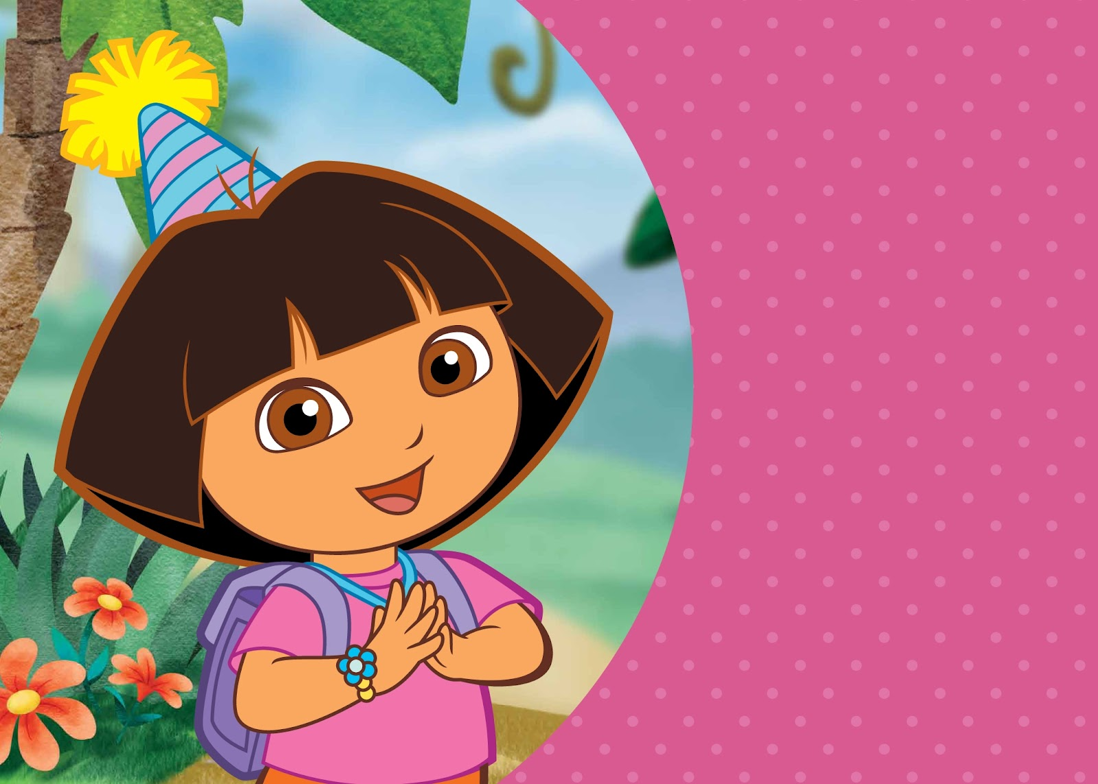 Dora the Explorer images Dora invi HD wallpaper and 1600x1143