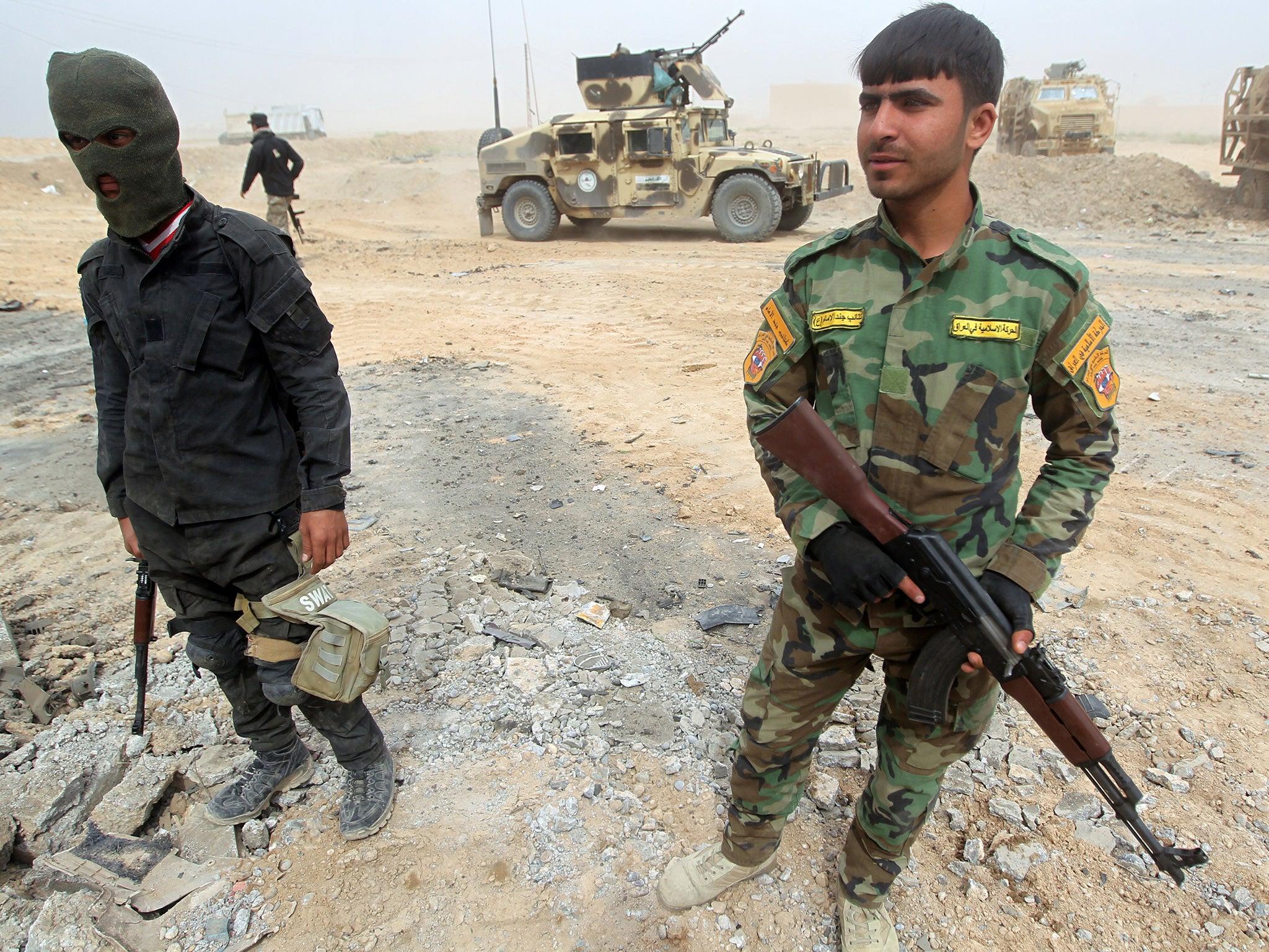 Sunni preacher demands end to Shia revenge attacks in Tikrit The 2048x1536