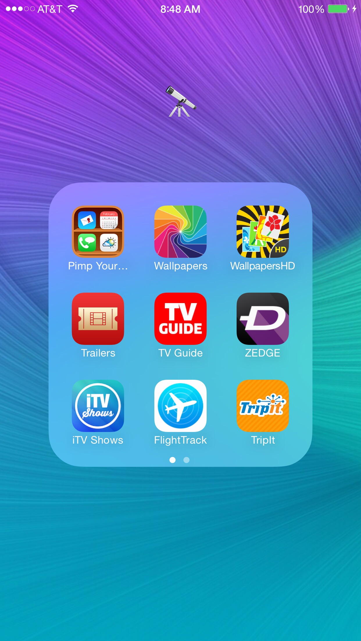 Download Any Good Hd Retina Wallpapers App For The Iphone 6 Plus