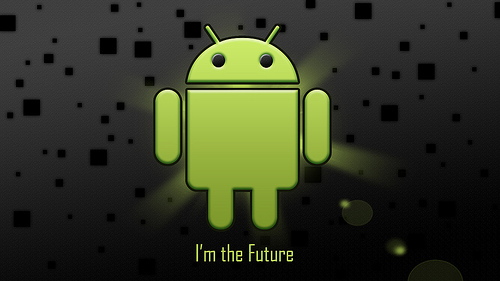 Android Wallpaper   Im the Future Flickr   Photo Sharing 500x281
