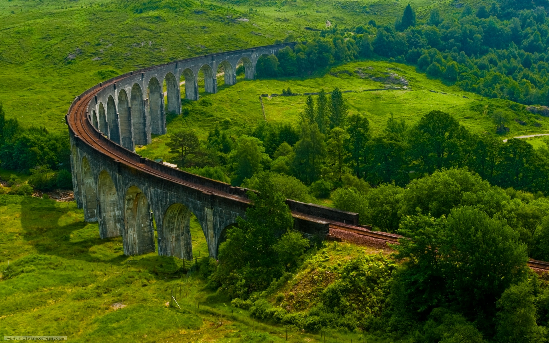 Ribblehead Viaduct HD Wallpapers Backgrounds Wallpaper