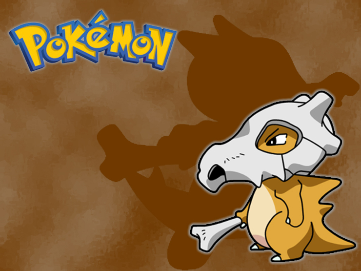 Wallpapers cubone 740x555