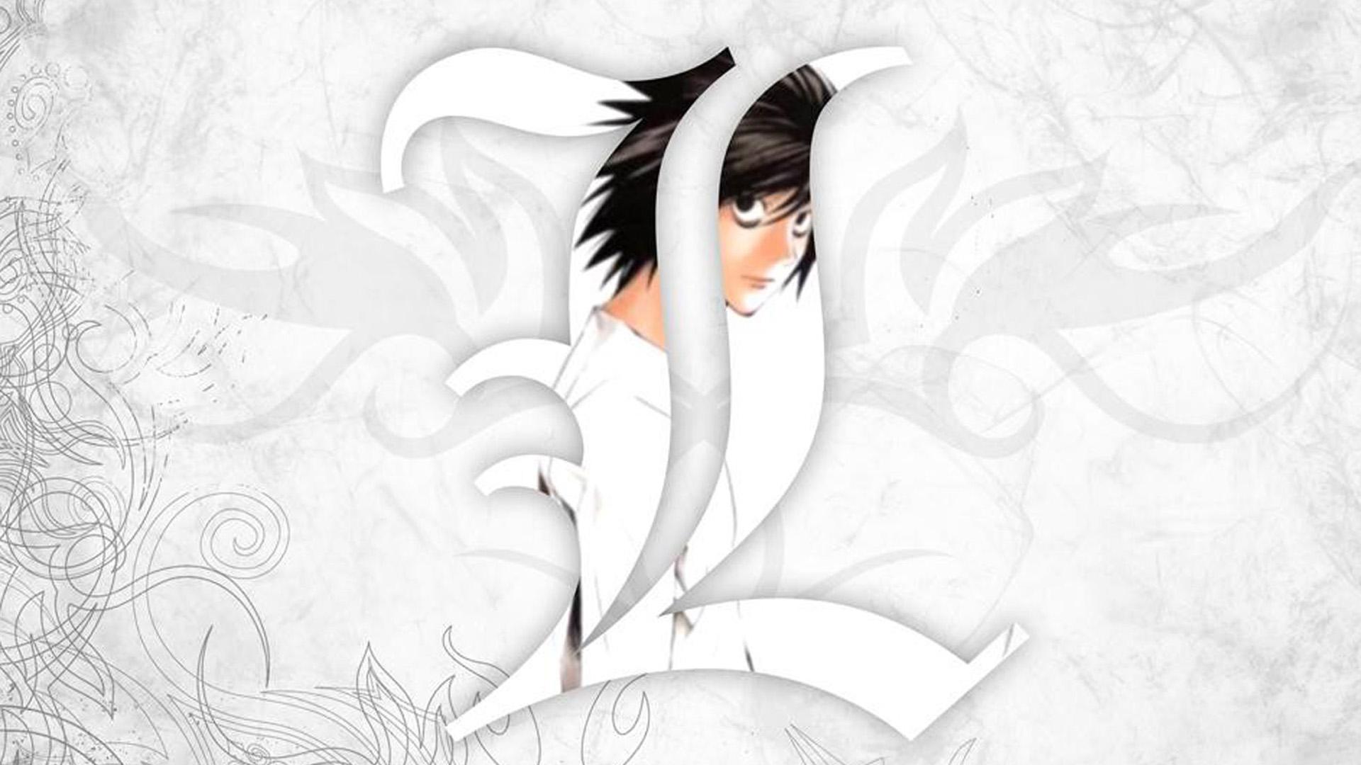 Death Note L Wallpaper - WallpaperSafari