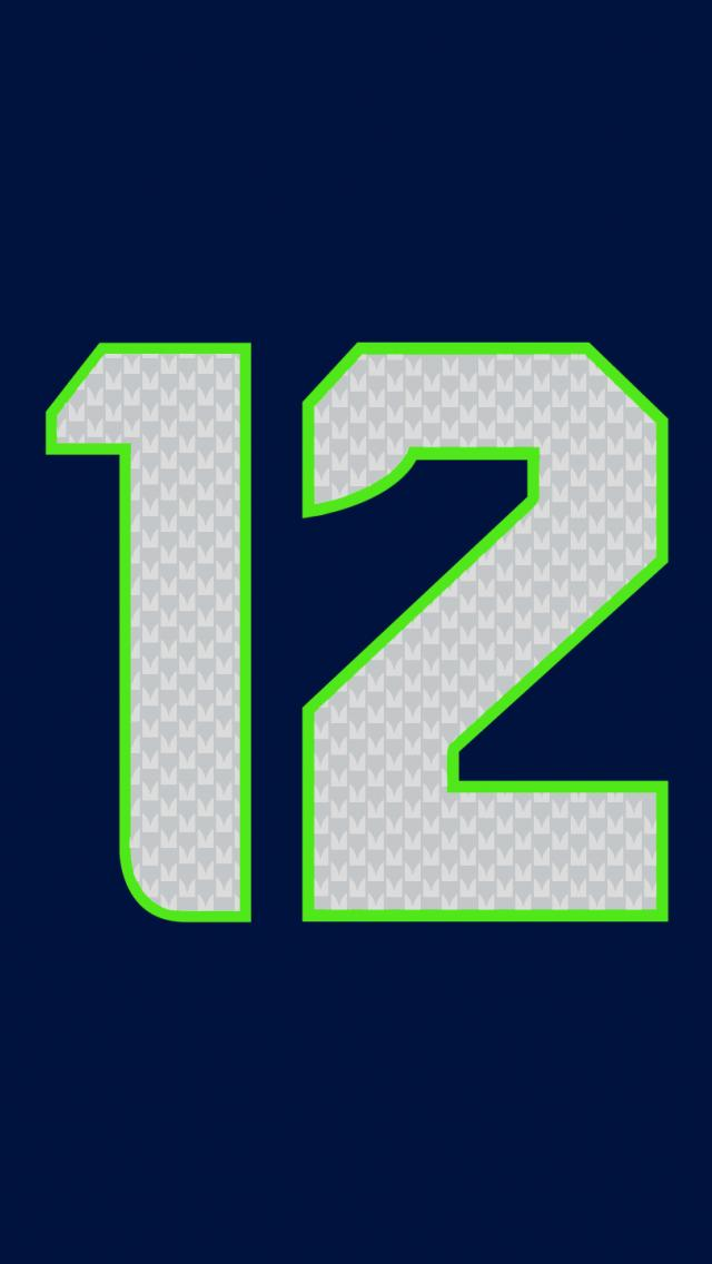 Seattle Seahawks 12th Man Retina Wallpapers Forums 640x1136