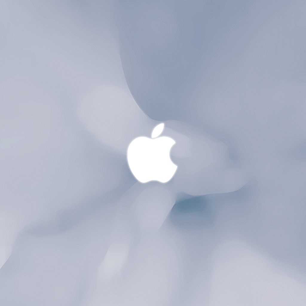 Apple Logo iPad iPad2 Wallpapers Beautiful iPad iPad 2 1024x1024