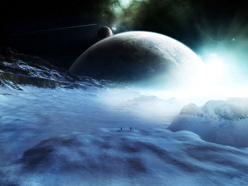 Outer Space Wallpapers Wallpaper HD And Background 800x600