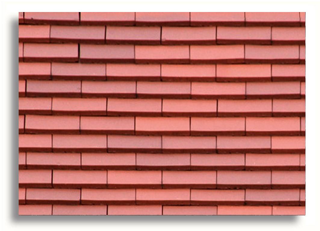 Miniature Doll House Decor Roof Tiles Terracotta 1063x768