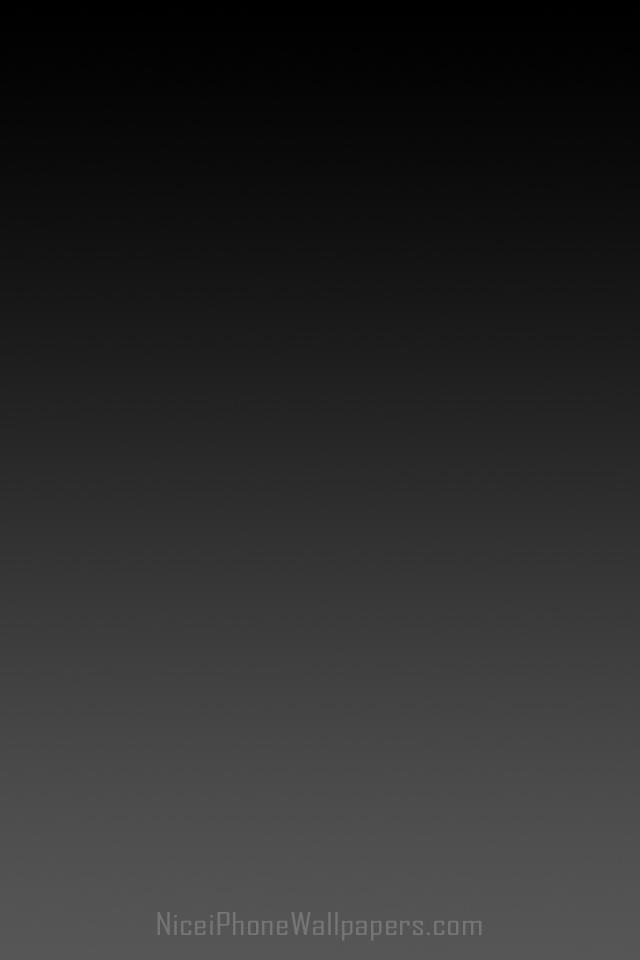 Blackdark grey gradient iPhone 44s wallpaper and background 640x960