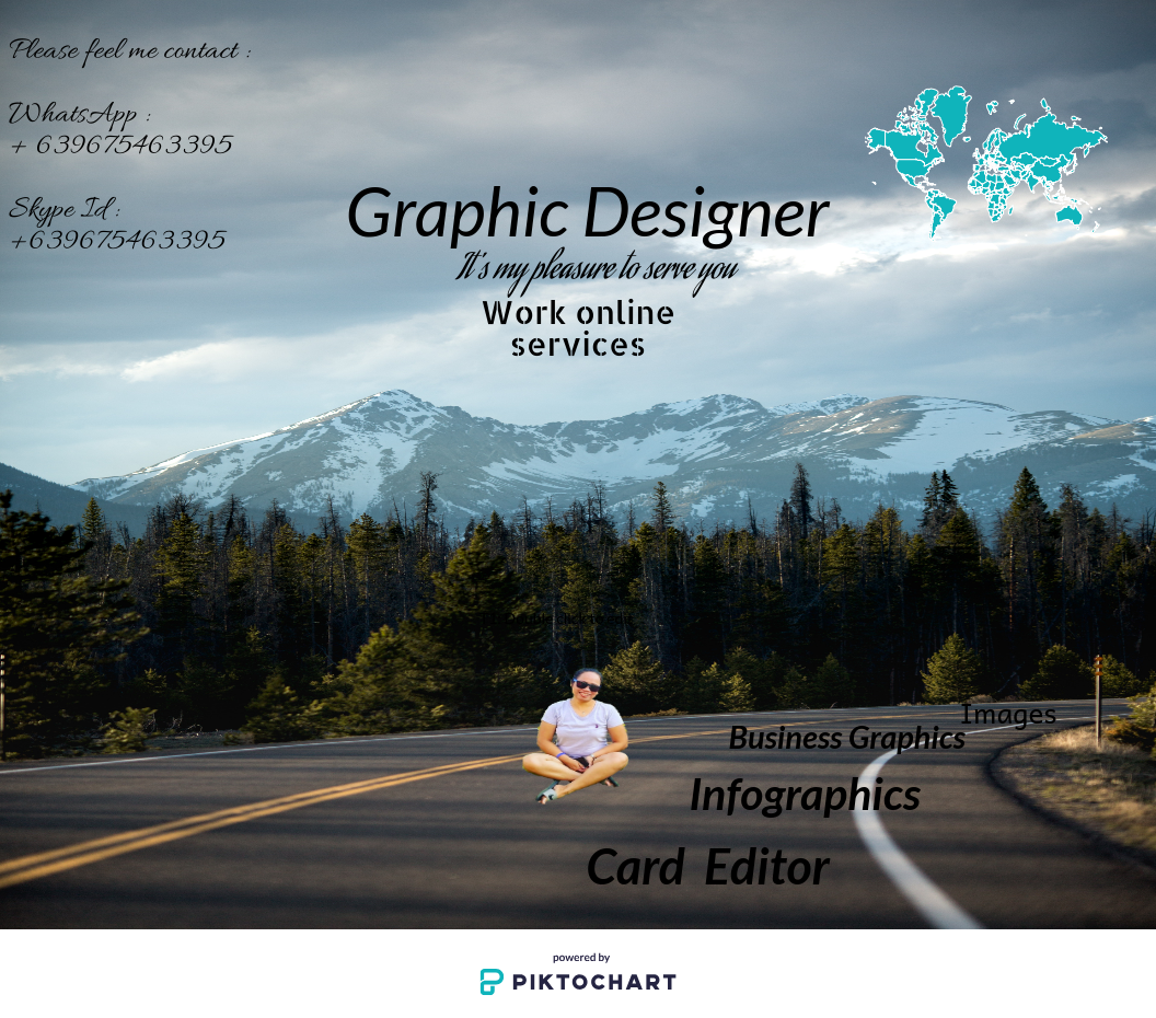 I can graphic design photo editing background editing 1056x930