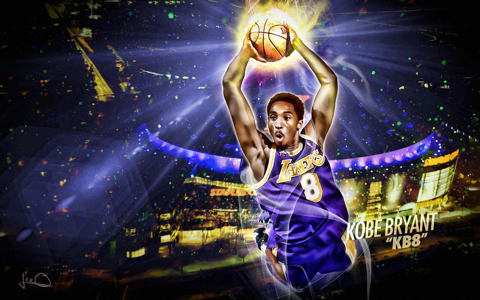 Kobe Bryant 2281217   HD Wallpaper Backgrounds Download 1600x1000