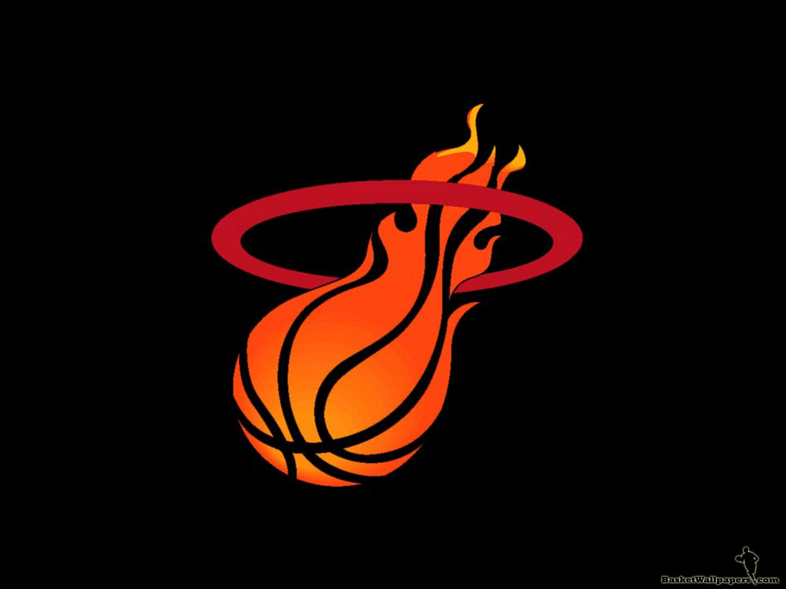 Pin by Miriam on My Style Miami heat logo Miami heat basketball 1600x1200