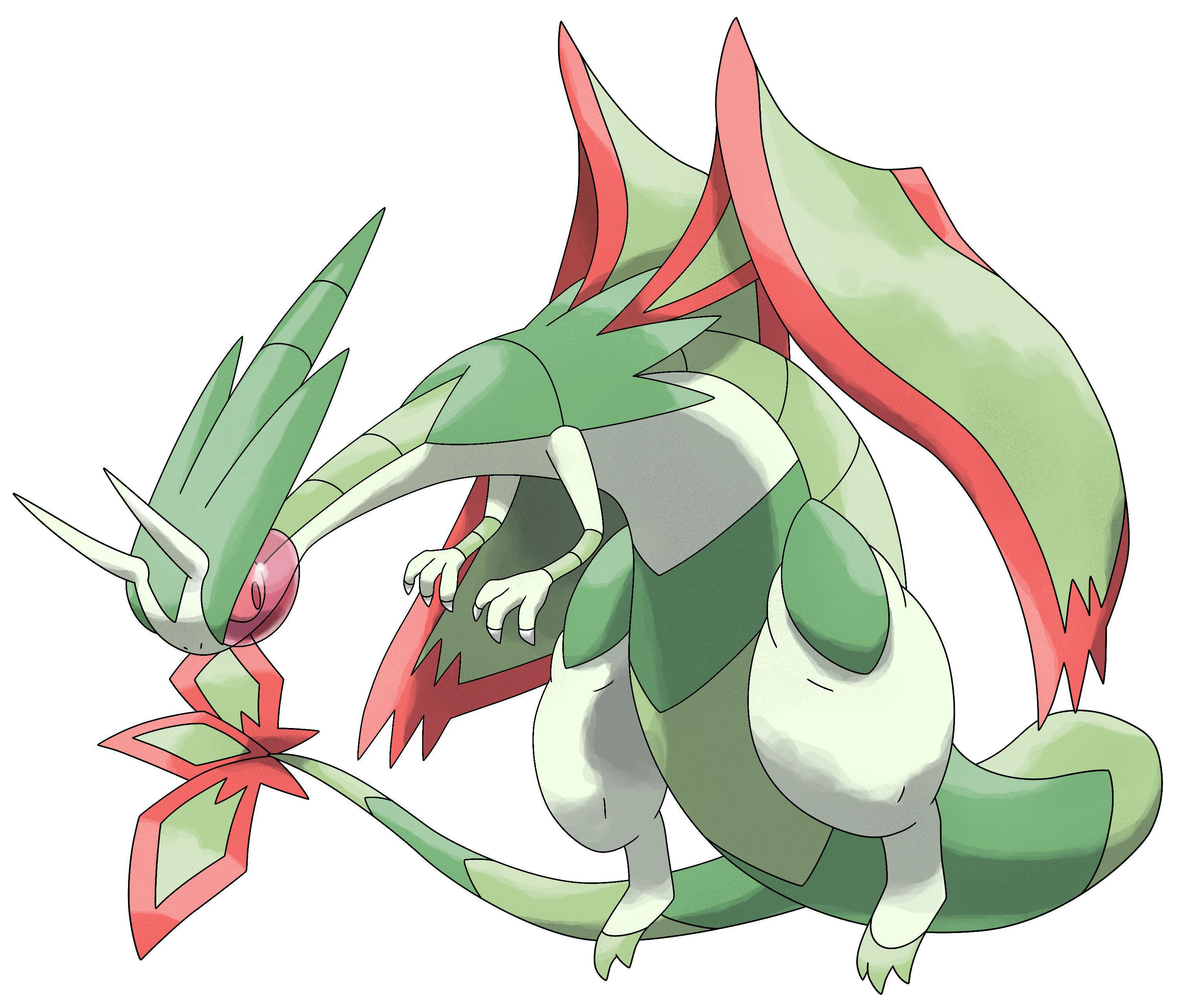 Flygon Wallpapers Hd 3000x2567