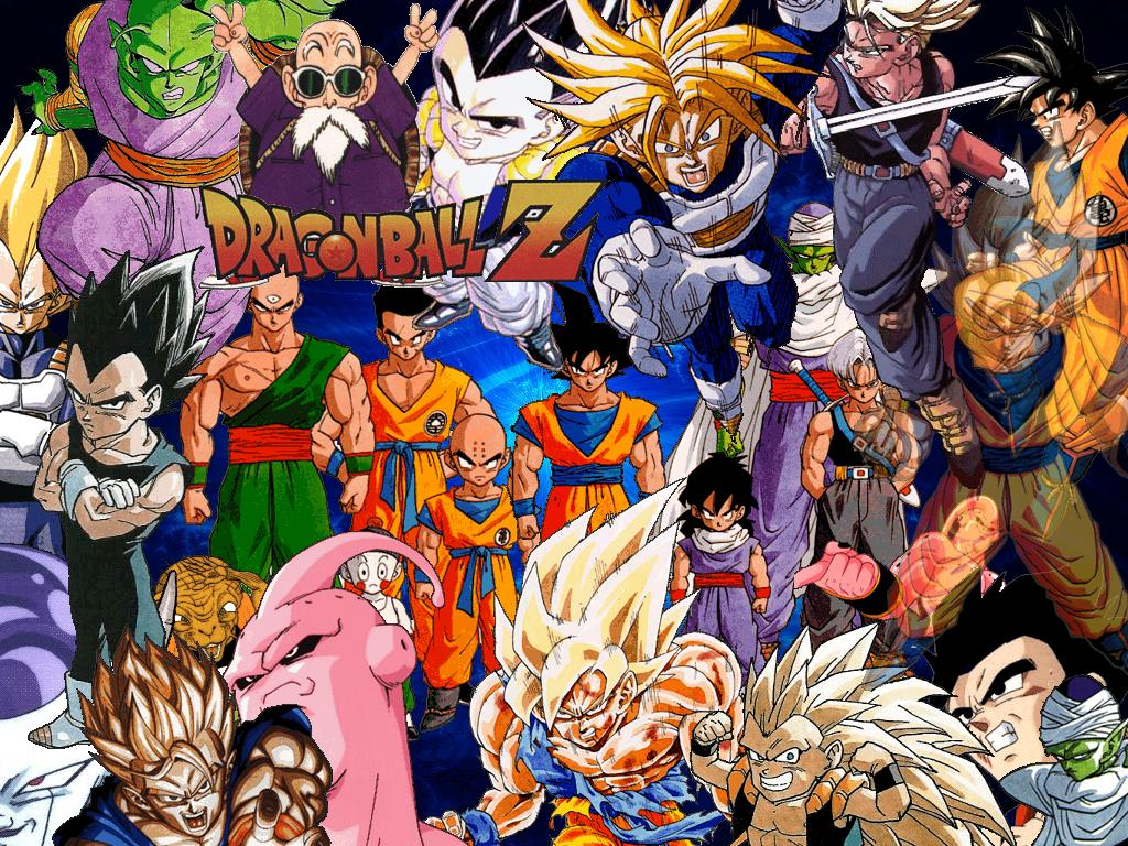 Dragon Ball Z hd wallpaper 1024x768 ImageBankbiz 1024x768