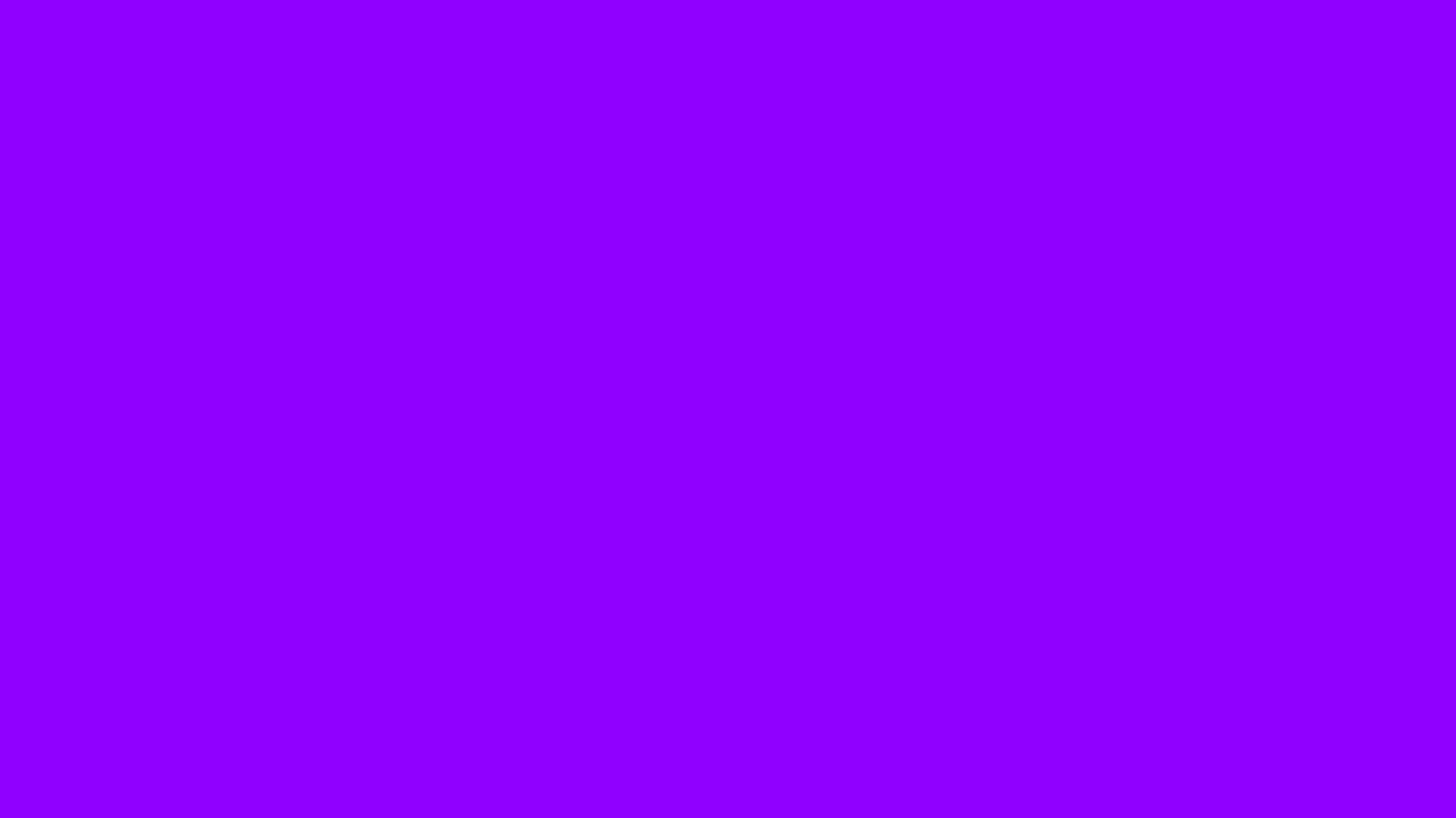 1600x900 Electric Violet Solid Color Background 1600x900