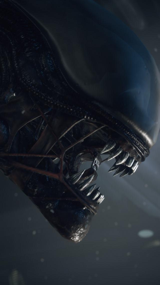 alien hd iphone wallpapers - photo #2