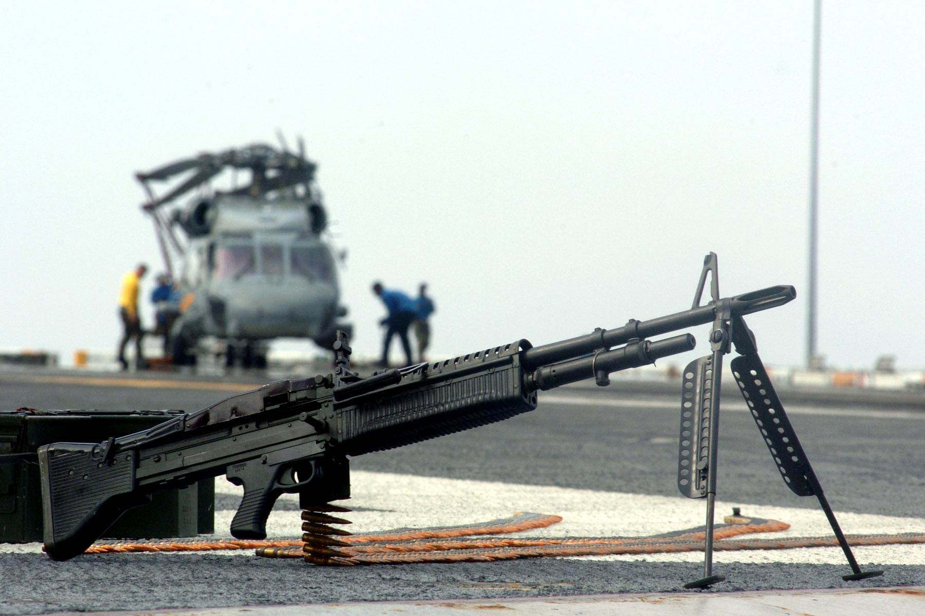 M60 MACHINE GUN military rifle weapon g wallpaper background 1800x1200