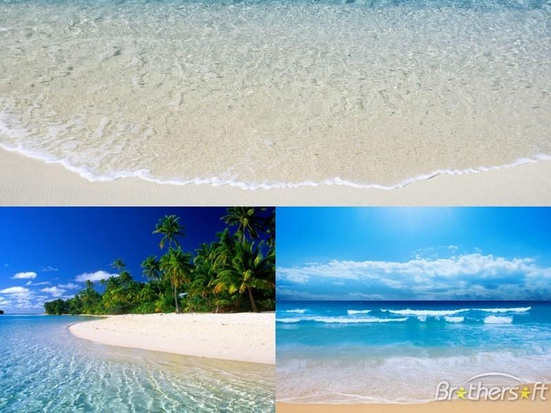 Animated Beach Scene Desktop Wallpaper: Animated Beach Wallpaper Windows 7