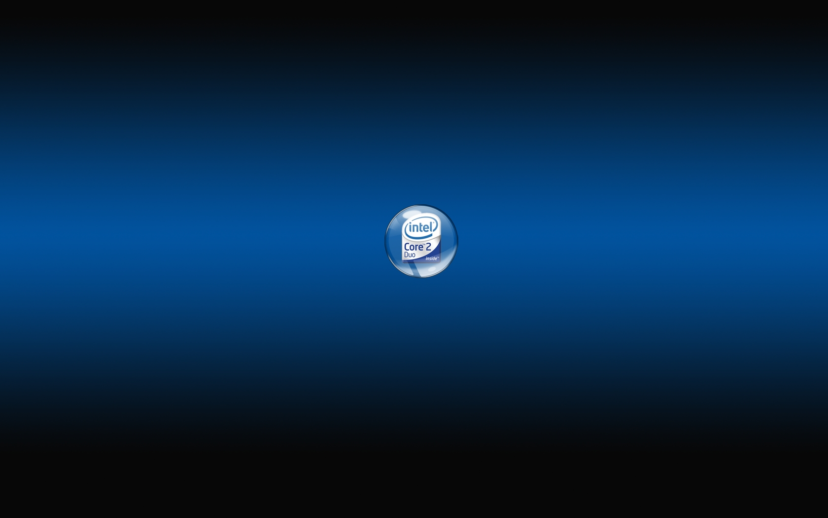 Intel Core 2 Logo wallpapers Intel Core 2 Logo stock photos 1680x1050
