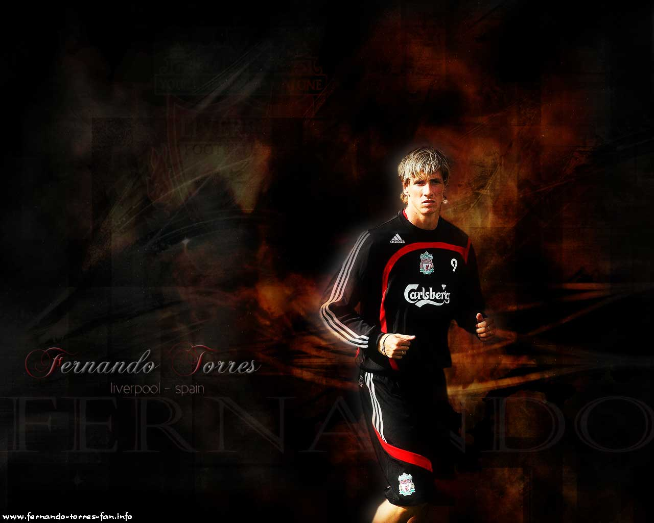 Fernando Torres Wallpaper celebrity sport 1280x1024