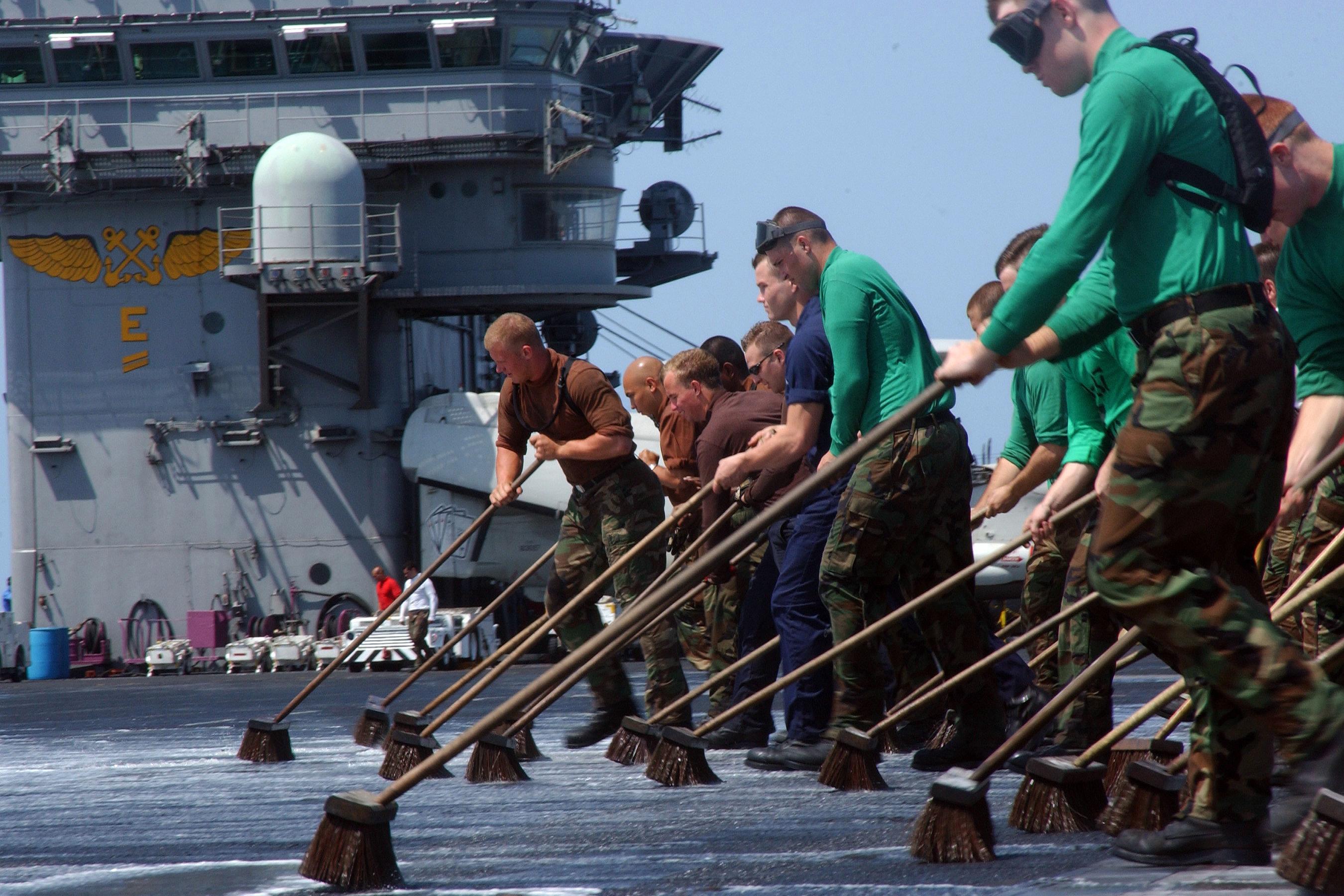 Image Tag Us Navy Sailors Aboard Uss Nimitz Aircraft Carrier 2700x1800