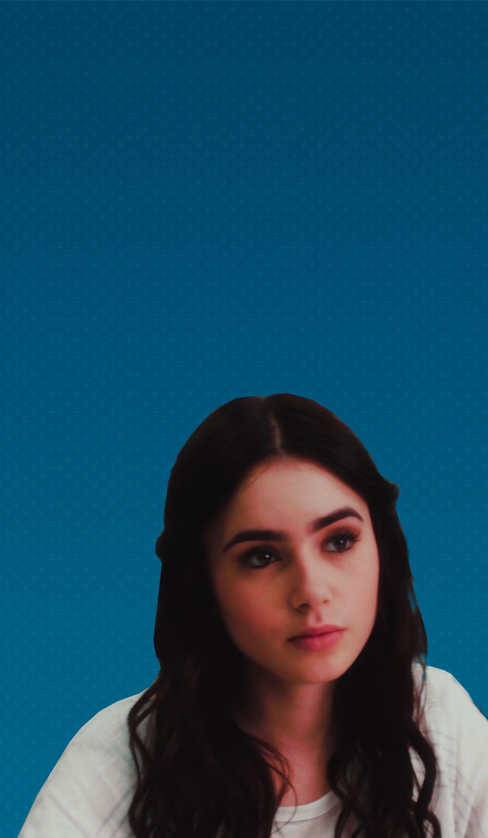 Lily Collins Wallpaper Fondos in 2019 Lily collins Lily 1000x1718