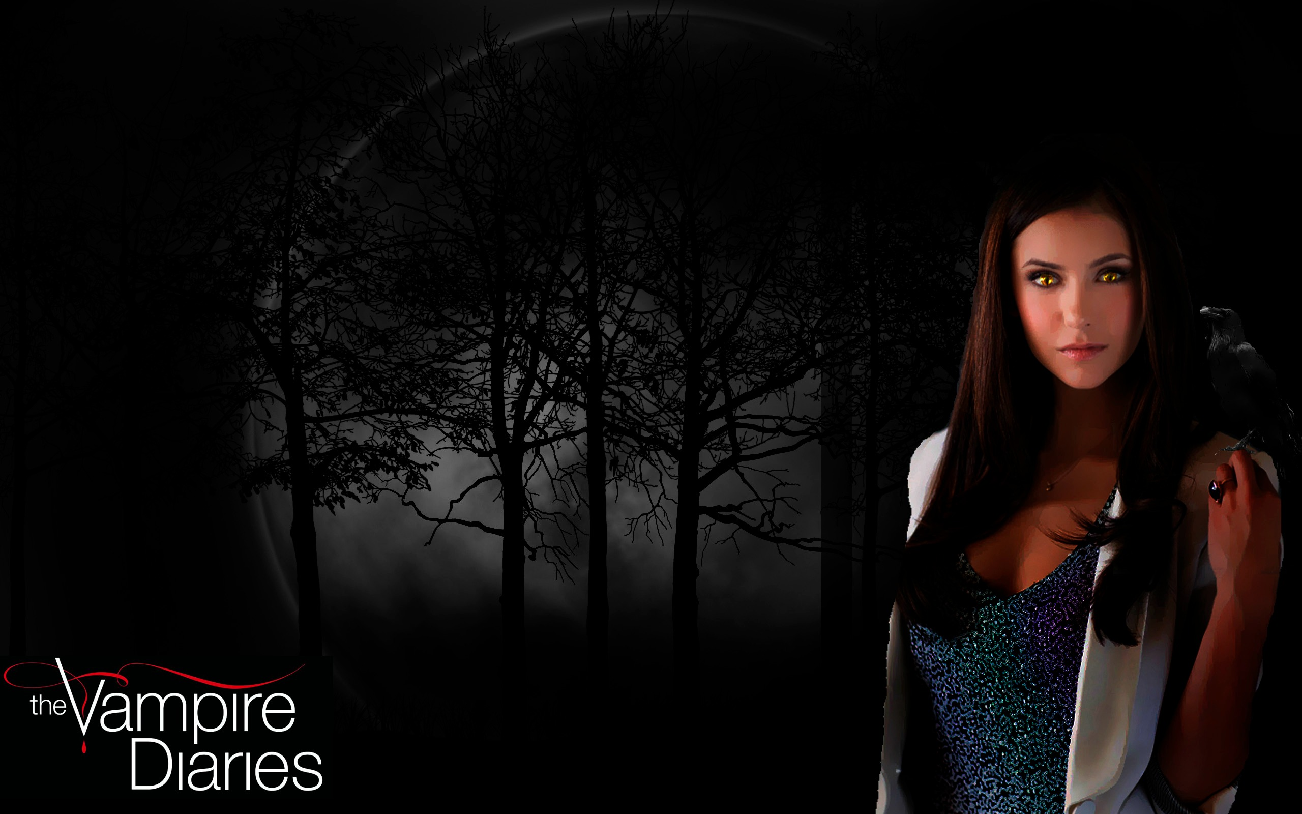 Elena Salvatore née Gilbert was the former main female protagonist of The Vampire Diaries At the beginning of the series Elena appears to be a regular human girl